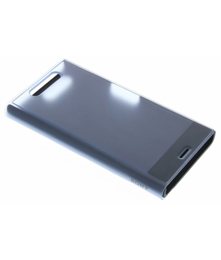 Sony Style Cover Touch Xperia X Compact - Zwart