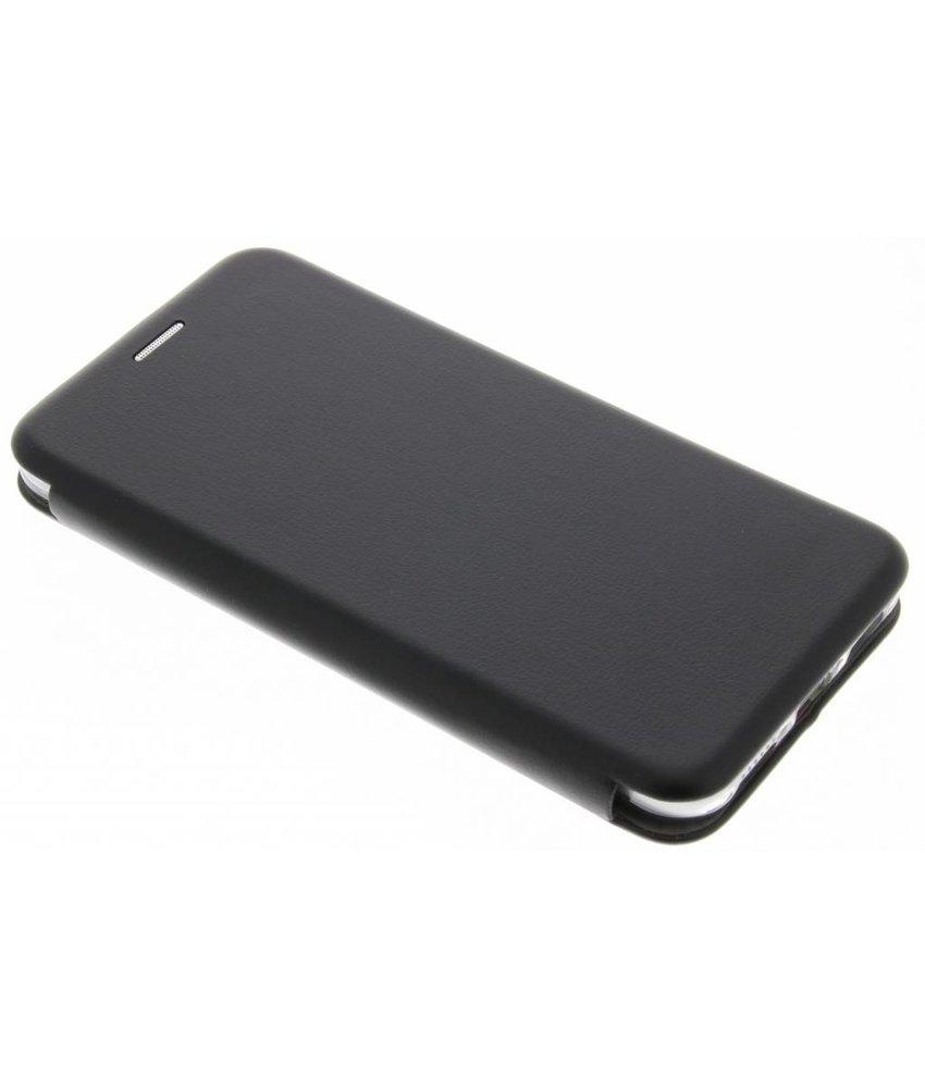 Zwart Slim Foliocase Huawei P8 Lite (2017)