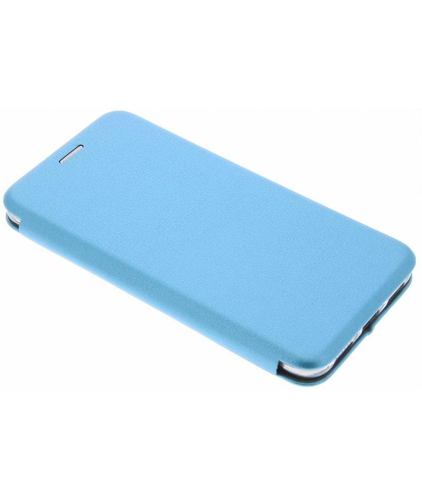 Blauw Slim Foliocase Huawei P8 Lite (2017)