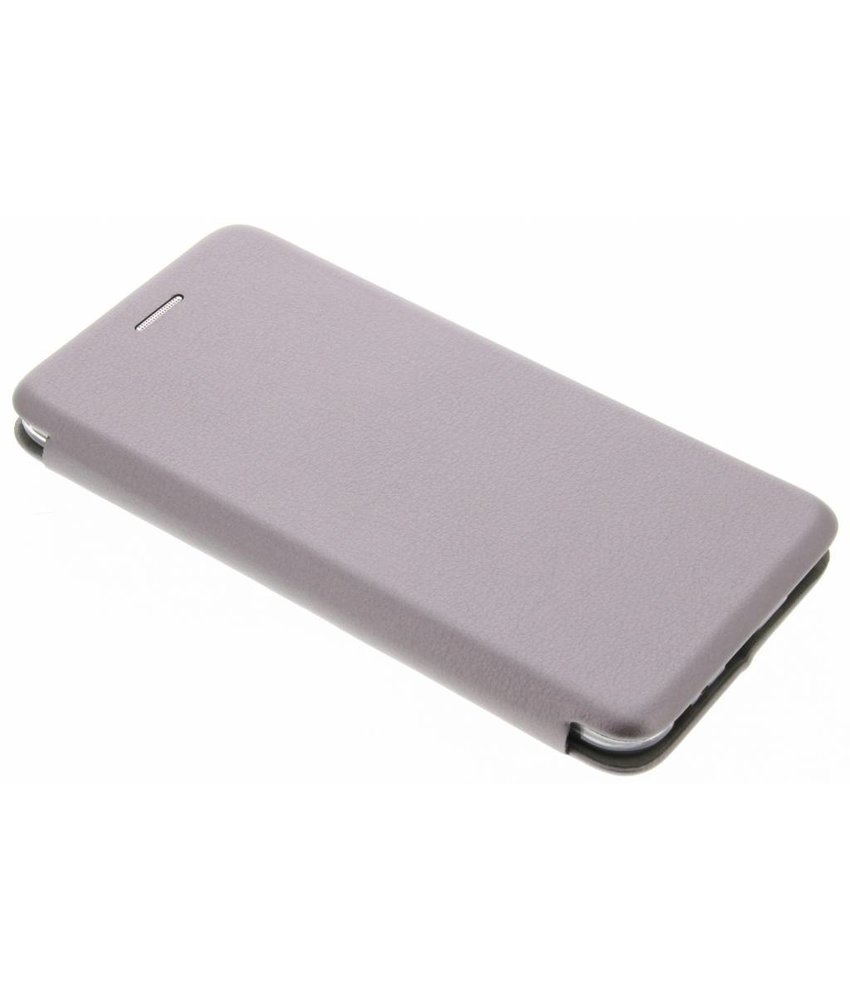 Grijs Slim Foliocase Huawei P10