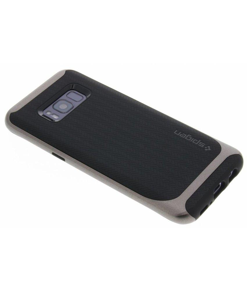 Spigen Grijs Neo Hybrid Case Samsung Galaxy S8