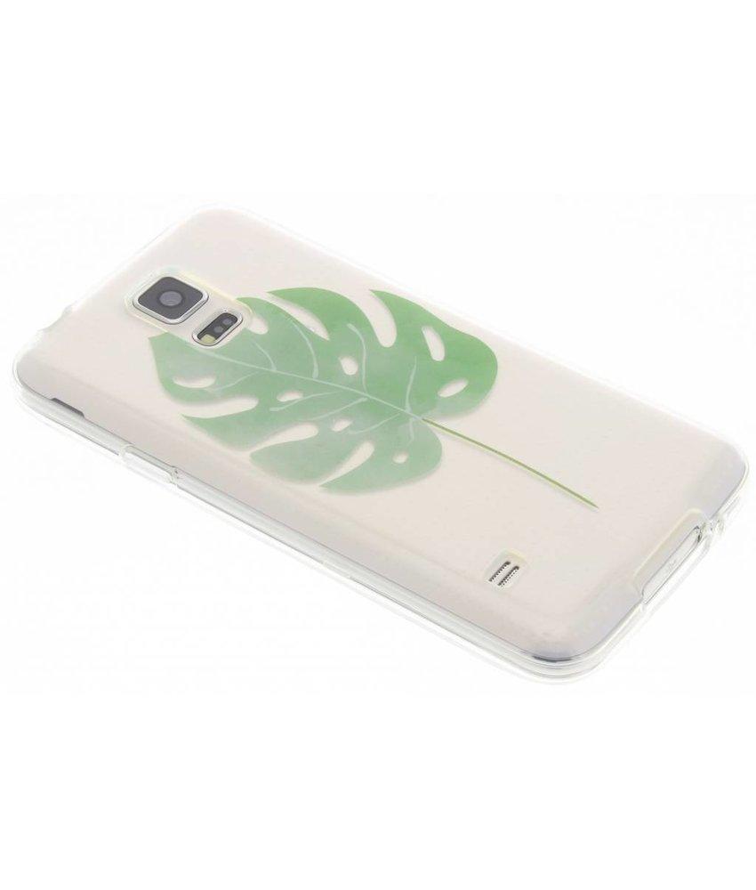 Design TPU hoesje Samsung Galaxy S5 (Plus) / Neo