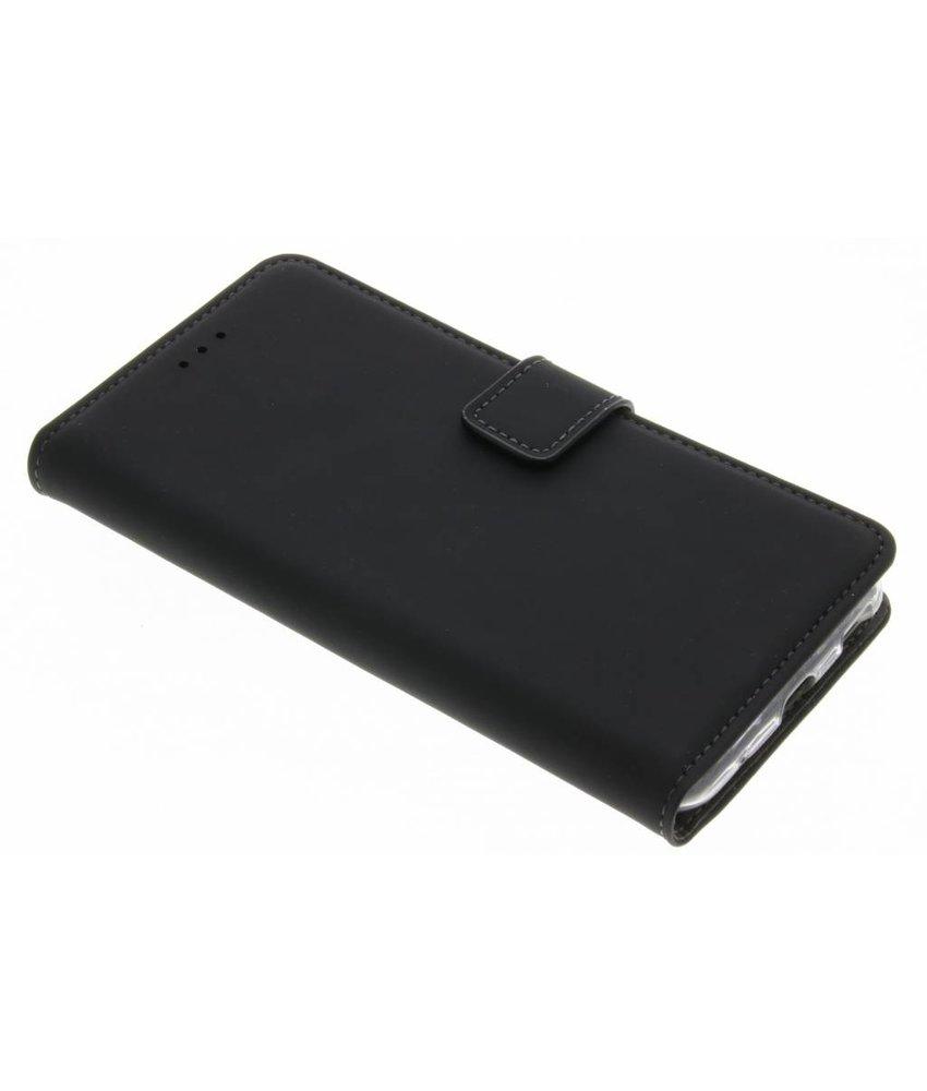 Mobiparts Zwart Premium Wallet TPU Case HTC U Play