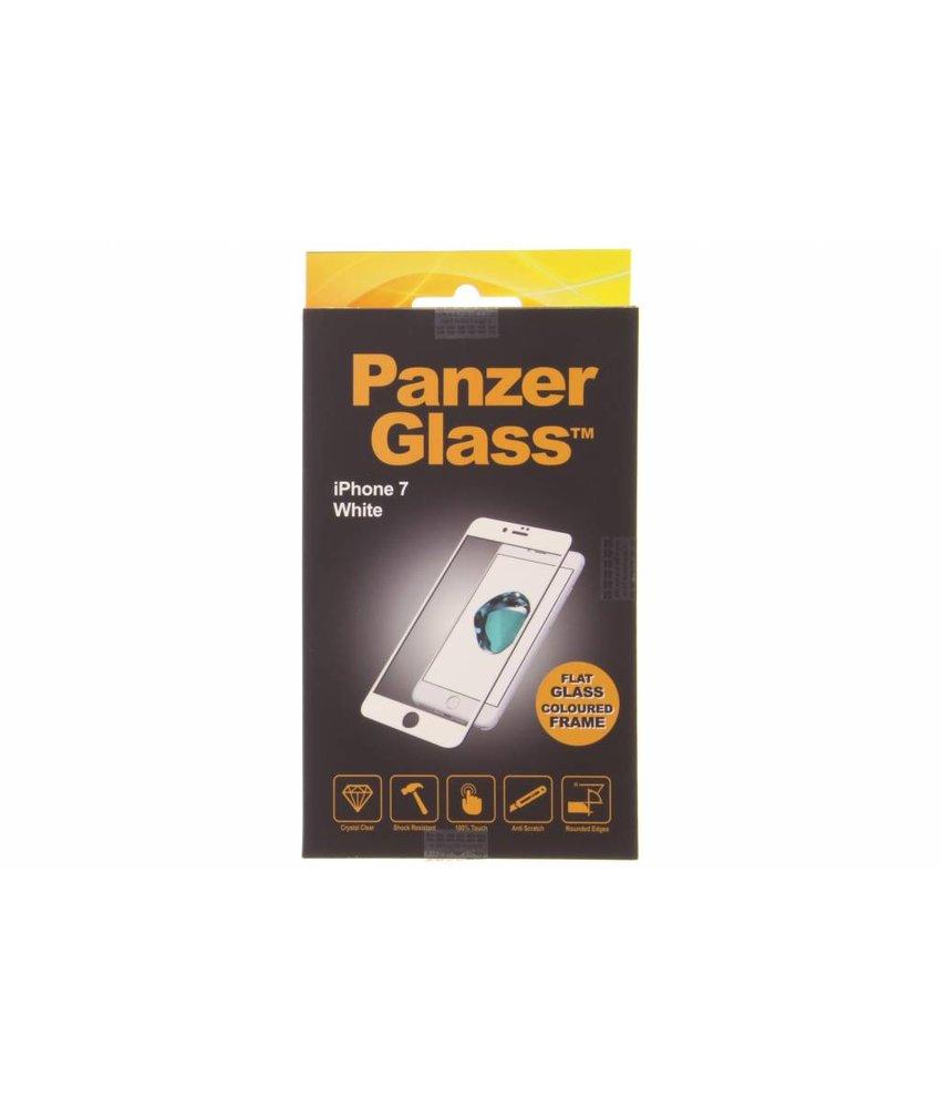 PanzerGlass Wit Premium Screenprotector iPhone 7