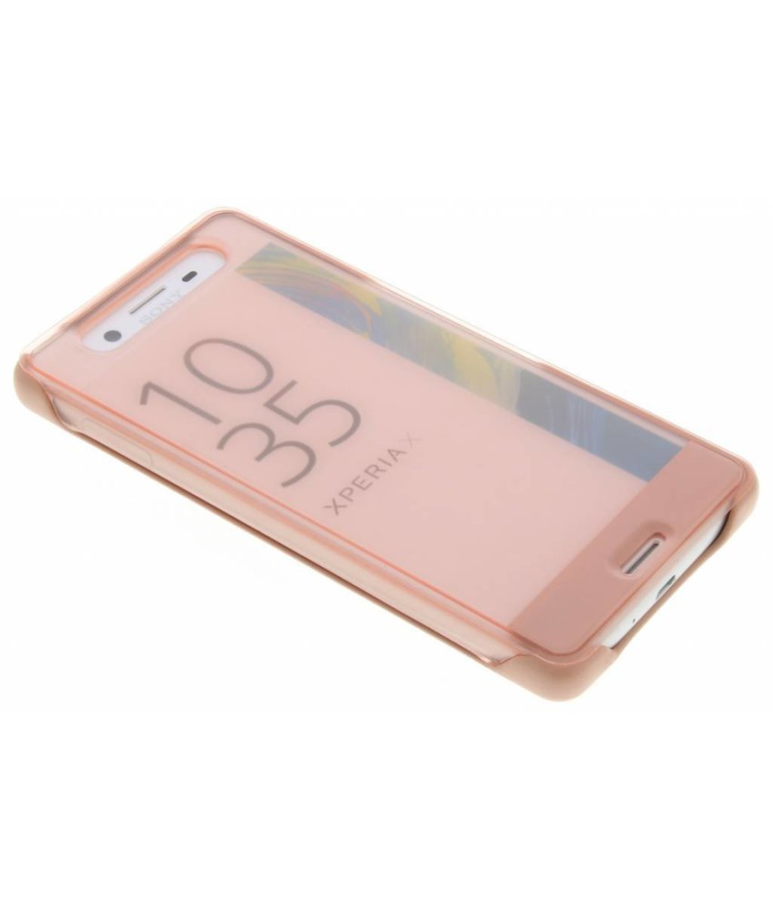Sony Style Cover Touch Sony Xperia X