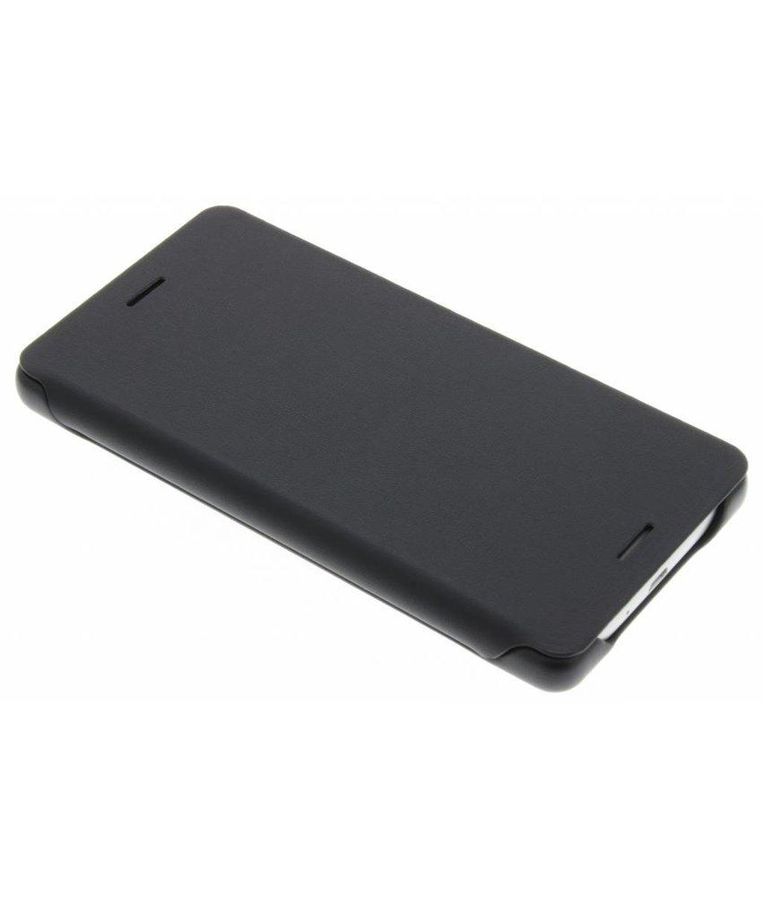 Sony Style Flip Cover Xperia X - Zwart