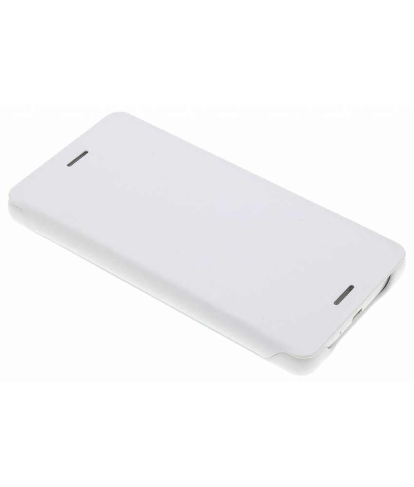 Sony Style Flip Cover Xperia X - Wit
