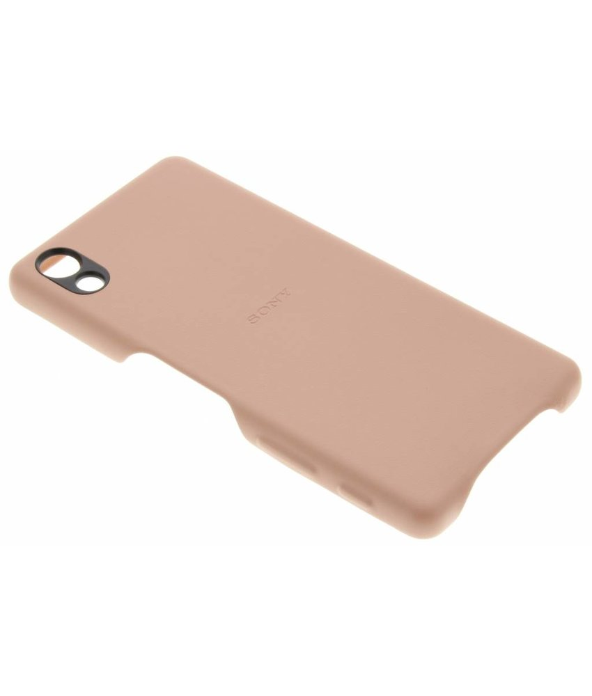 Sony Style Back Cover Xperia X - Roze