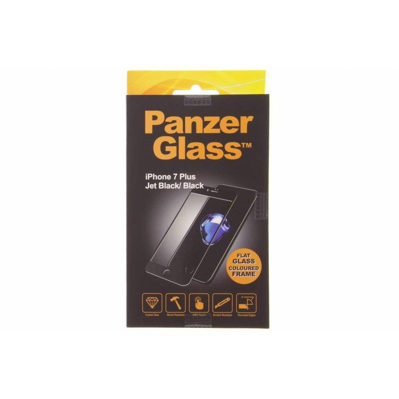 PanzerGlass Zwart Premium Screenprotector iPhone 8 Plus / 7 Plus