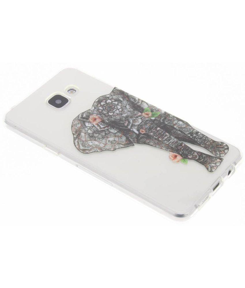 Dieren design TPU hoesje Samsung Galaxy A5 (2016)