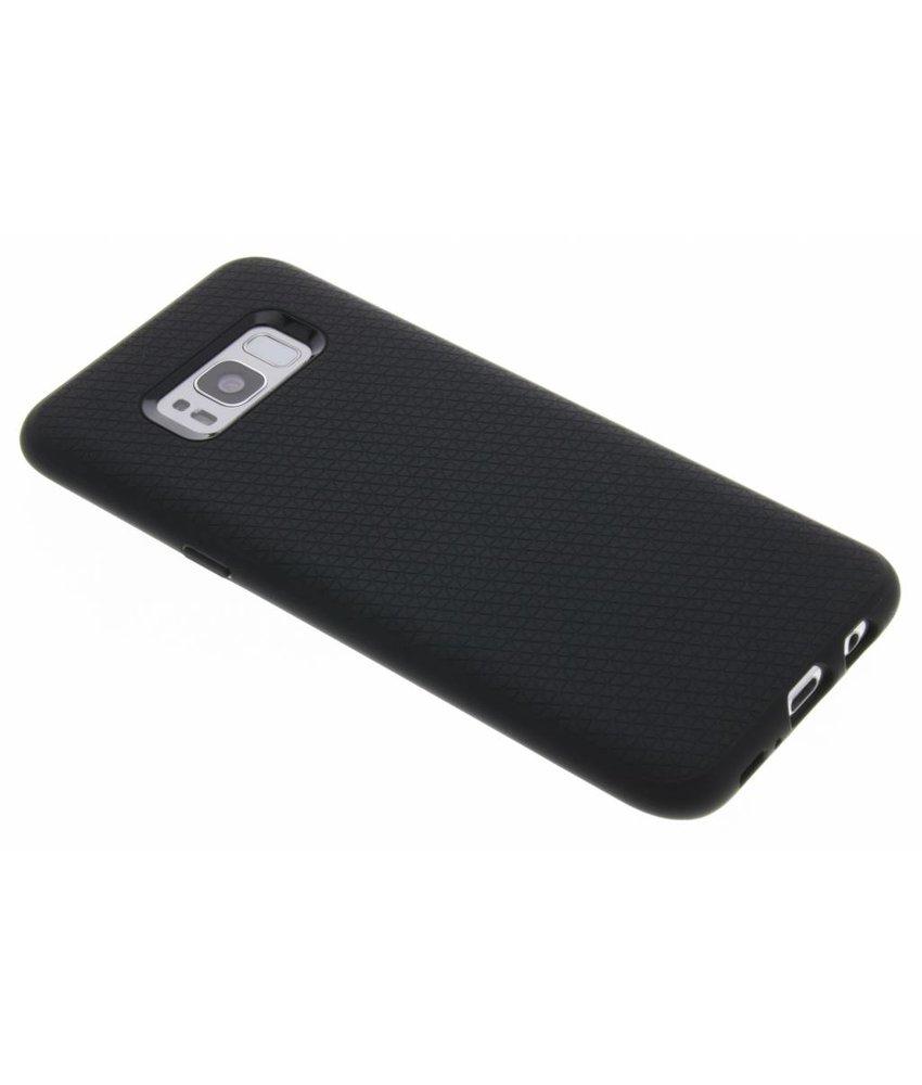 Spigen Zwart Liquid Air Case Samsung Galaxy S8 Plus
