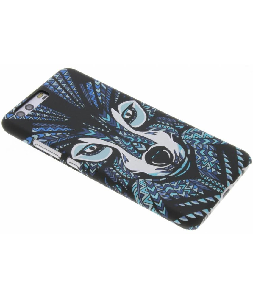 Aztec animal design hardcase hoesje Huawei P10
