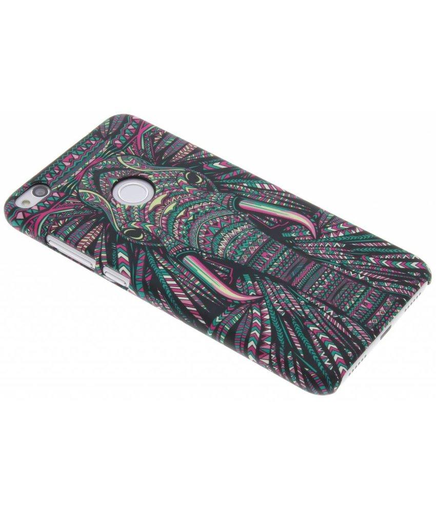 Aztec animal design hardcase hoesje Huawei P8 Lite (2017) / P9 Lite (2017)