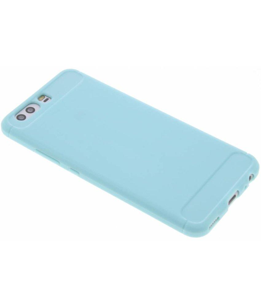 Turquoise Brushed TPU case Huawei P10