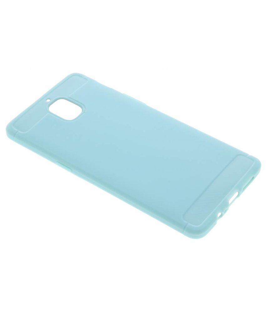 Turquoise Brushed TPU case OnePlus 3 / 3T
