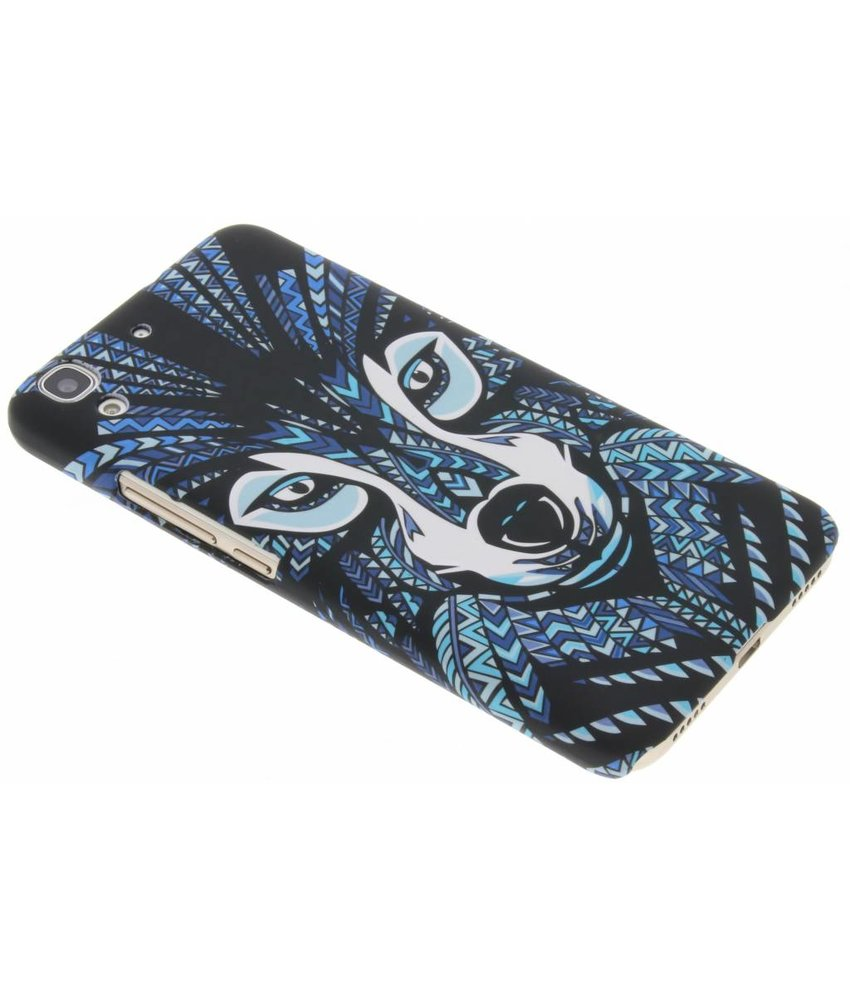 Aztec animal design hardcase hoesje Huawei Y6