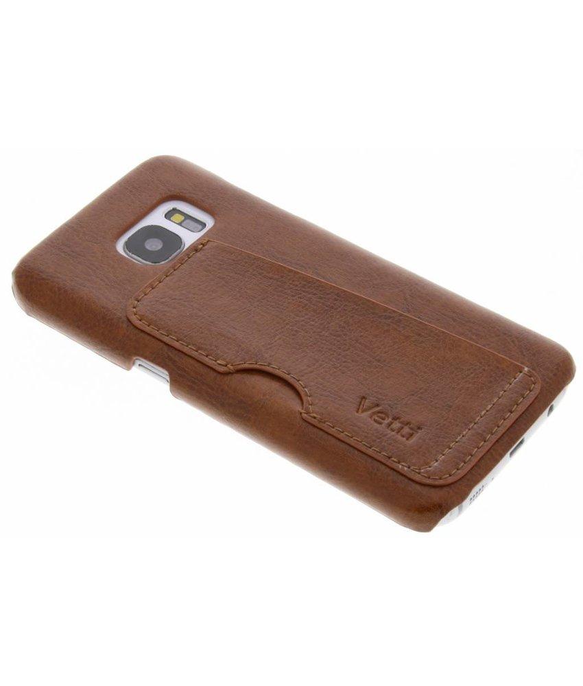 Vetti Craft Card Slot Snap Cover Samsung Galaxy S7
