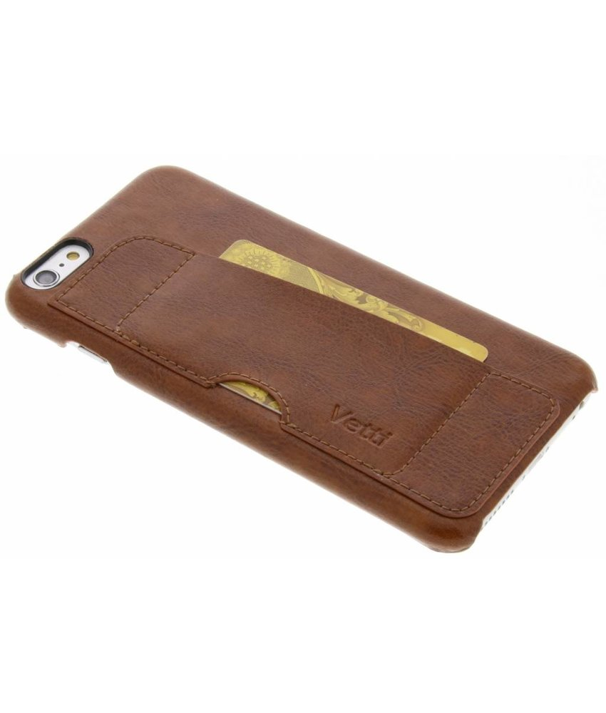 Vetti Craft Bruin Card Slot Snap Cover iPhone 6(s) Plus