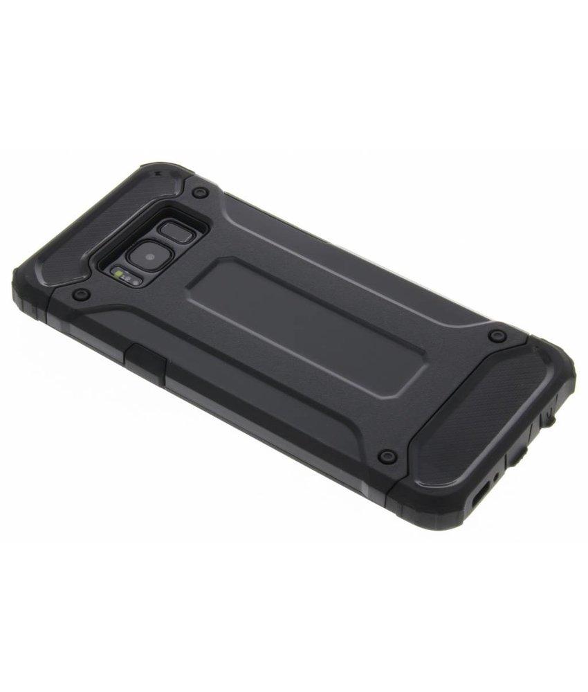 Zwart Rugged Xtreme Case Samsung Galaxy S8
