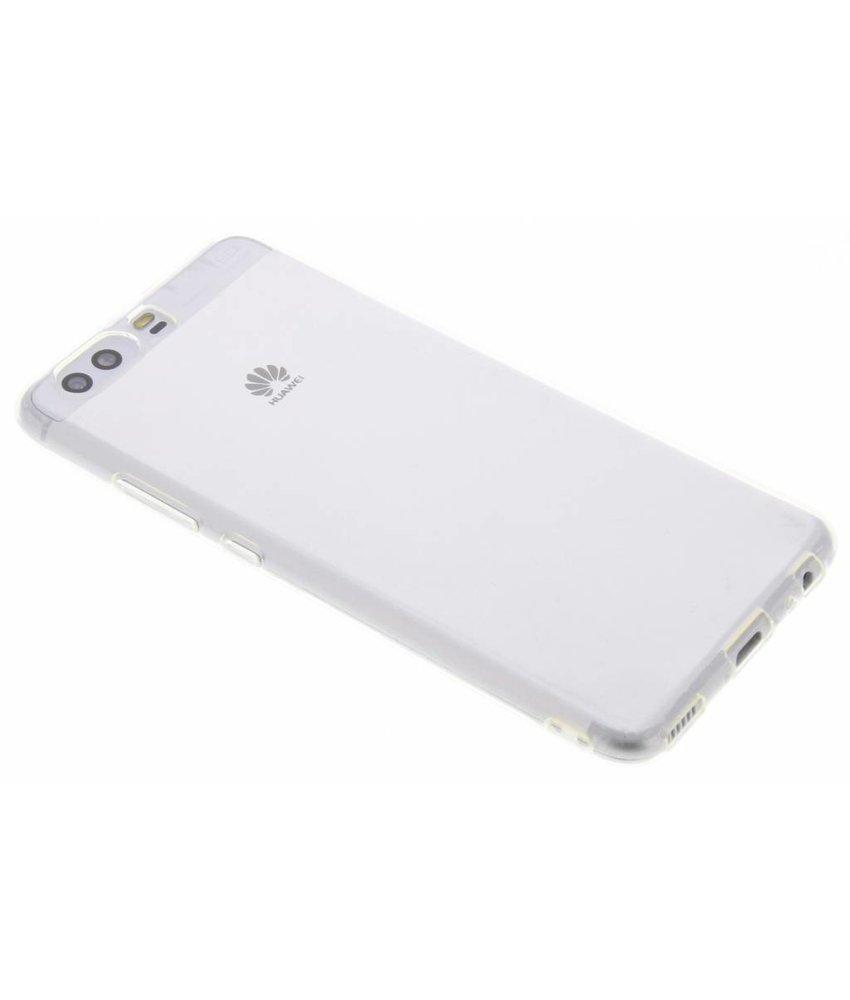 Ultra thin transparant TPU hoesje Huawei P10