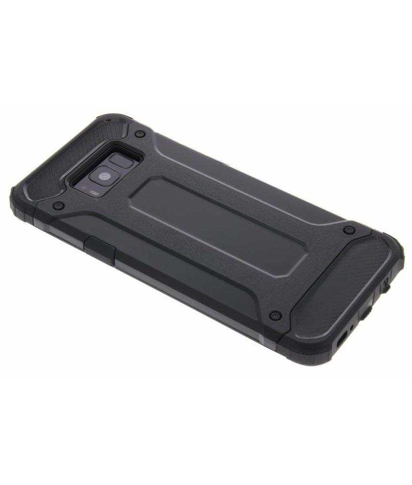Zwart Rugged Xtreme Case Samsung Galaxy S8 Plus