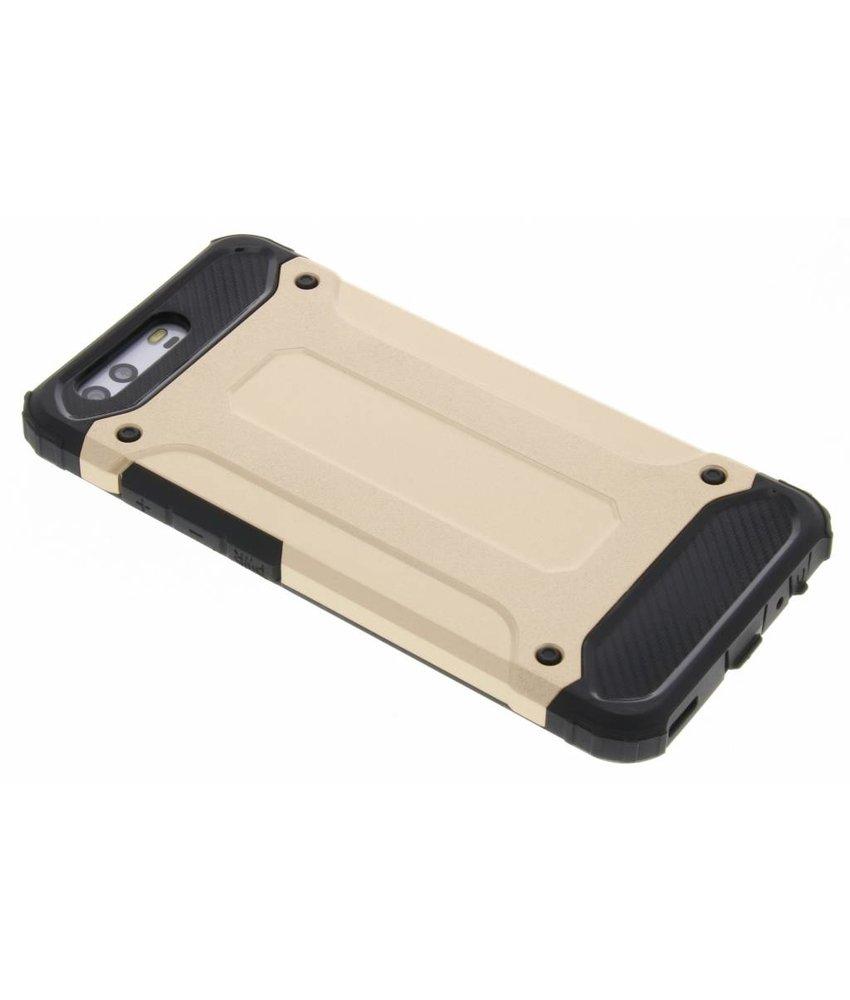 Goud Rugged Xtreme Case Huawei P10