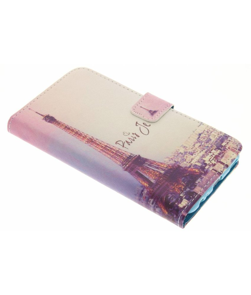 Design TPU booktype hoes Huawei P10