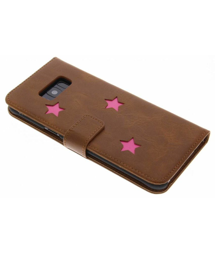 Fabienne Chapot Reversed Star Booktype hoes Samsung Galaxy S8 Plus