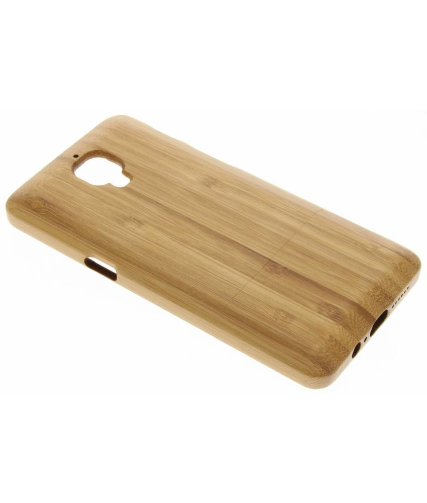 Echt houten hardcase hoesje OnePlus 3 / 3T