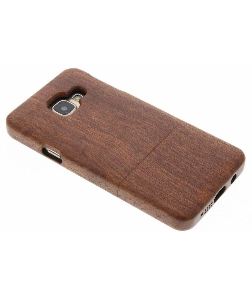 Echt houten hardcase hoesje Samsung Galaxy A3 (2016)