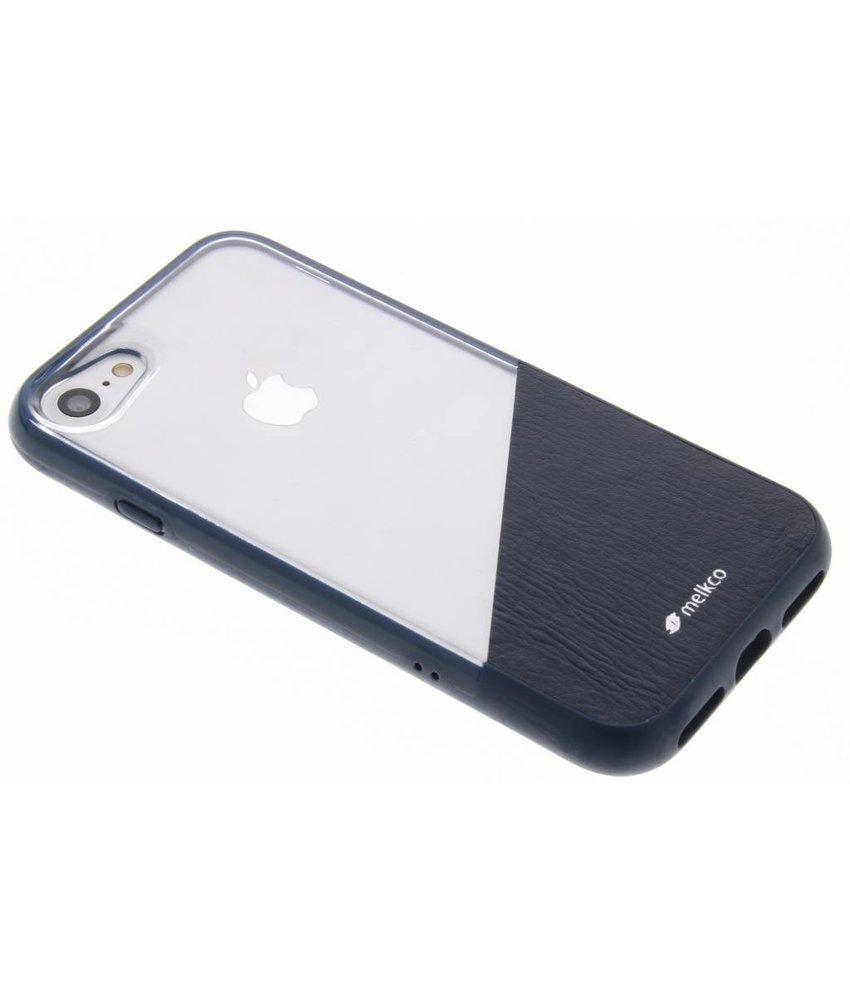 Melkco Blauw Kubalt Series Edelman Case iPhone 7