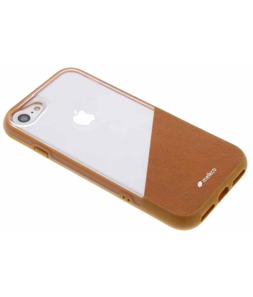 Melkco Bruin Kubalt Series Edelman Case iPhone 7