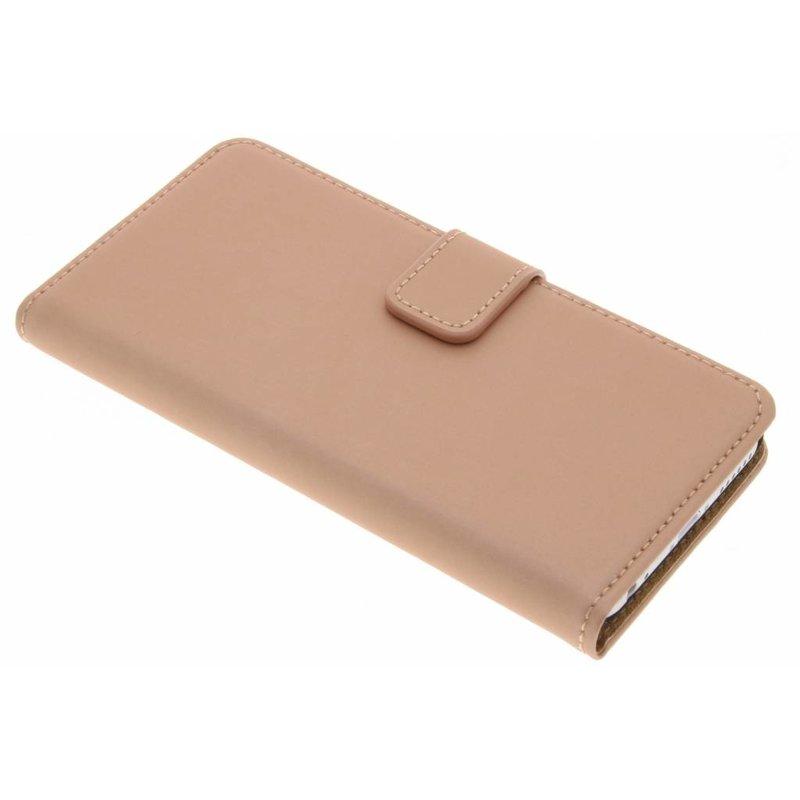 Selencia Rosé Goud Luxe Book Case iPhone 6 / 6s