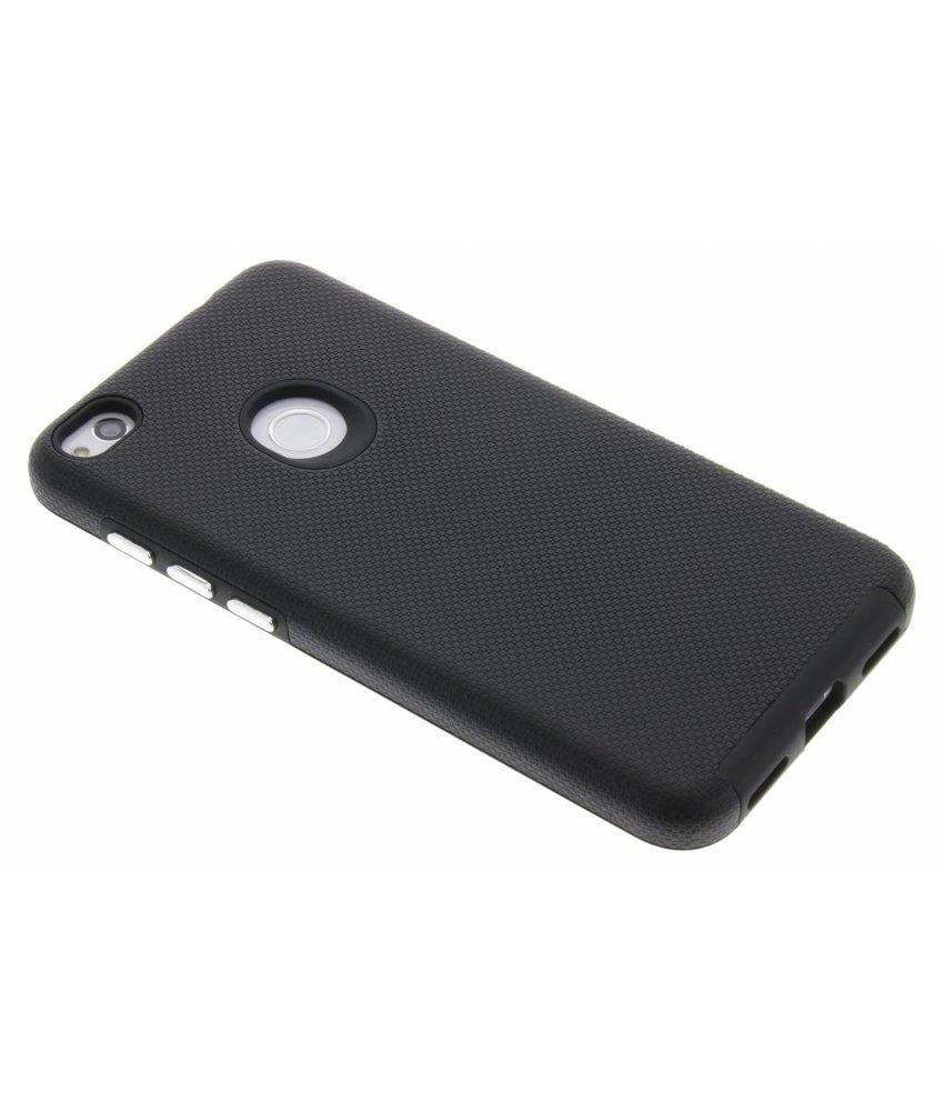 Zwart Rugged Case Huawei P8 Lite (2017) / P9 Lite (2017)