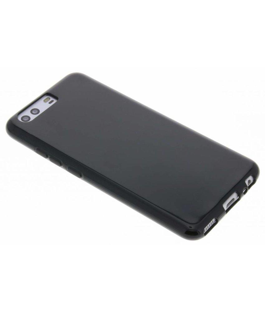 Zwart gel case Huawei P10
