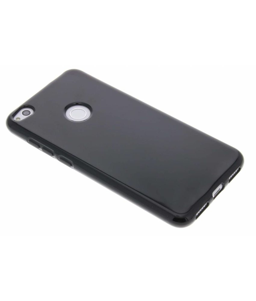 Zwart gel case Huawei P8 Lite (2017)