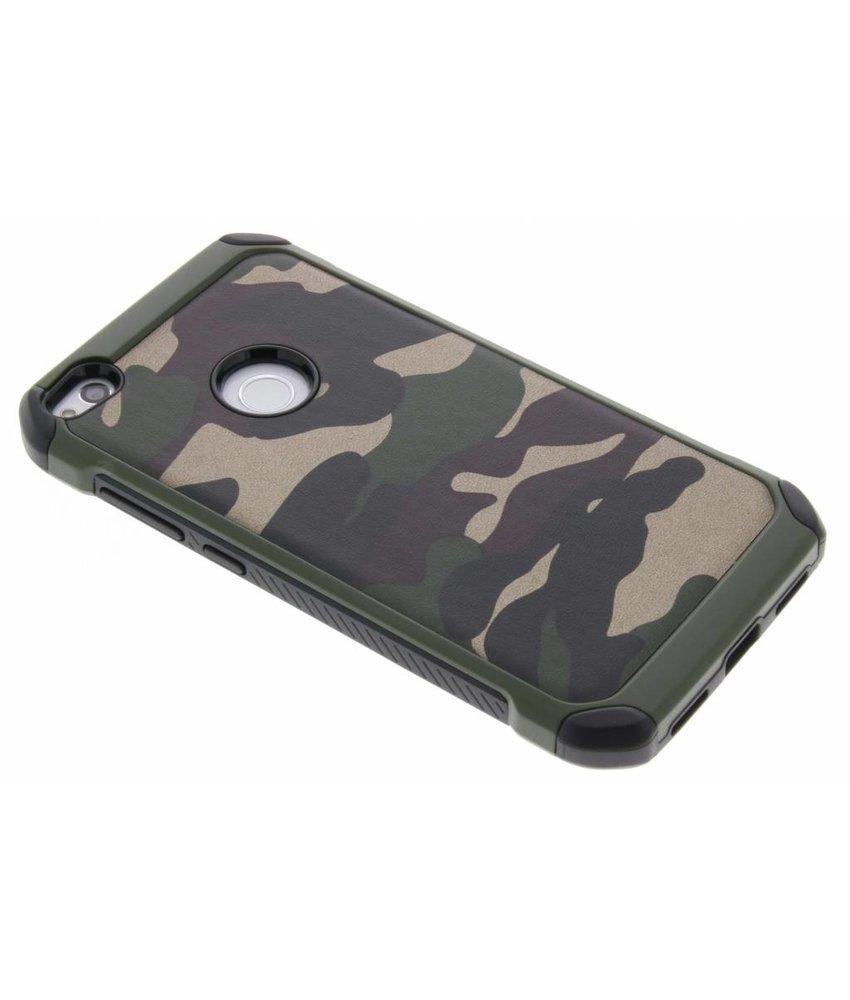 Army defender hardcase hoesje Huawei P8 Lite (2017) / P9 Lite (2017)