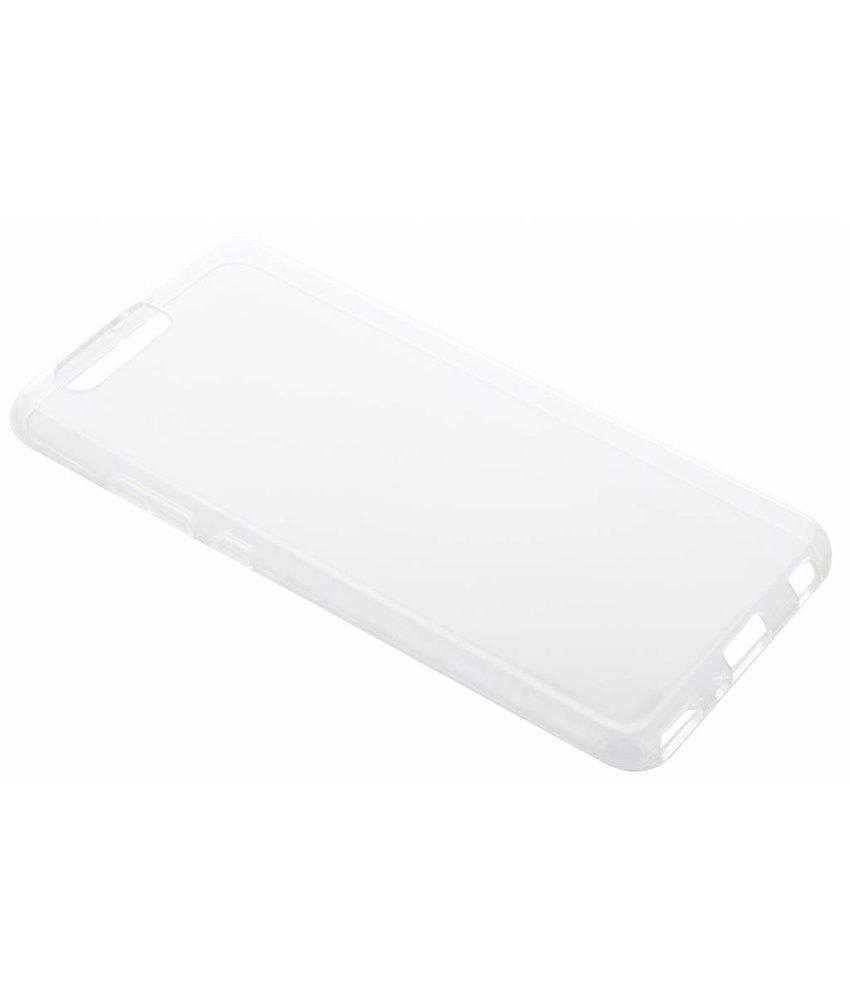 Transparant gel case Huawei P10 Plus