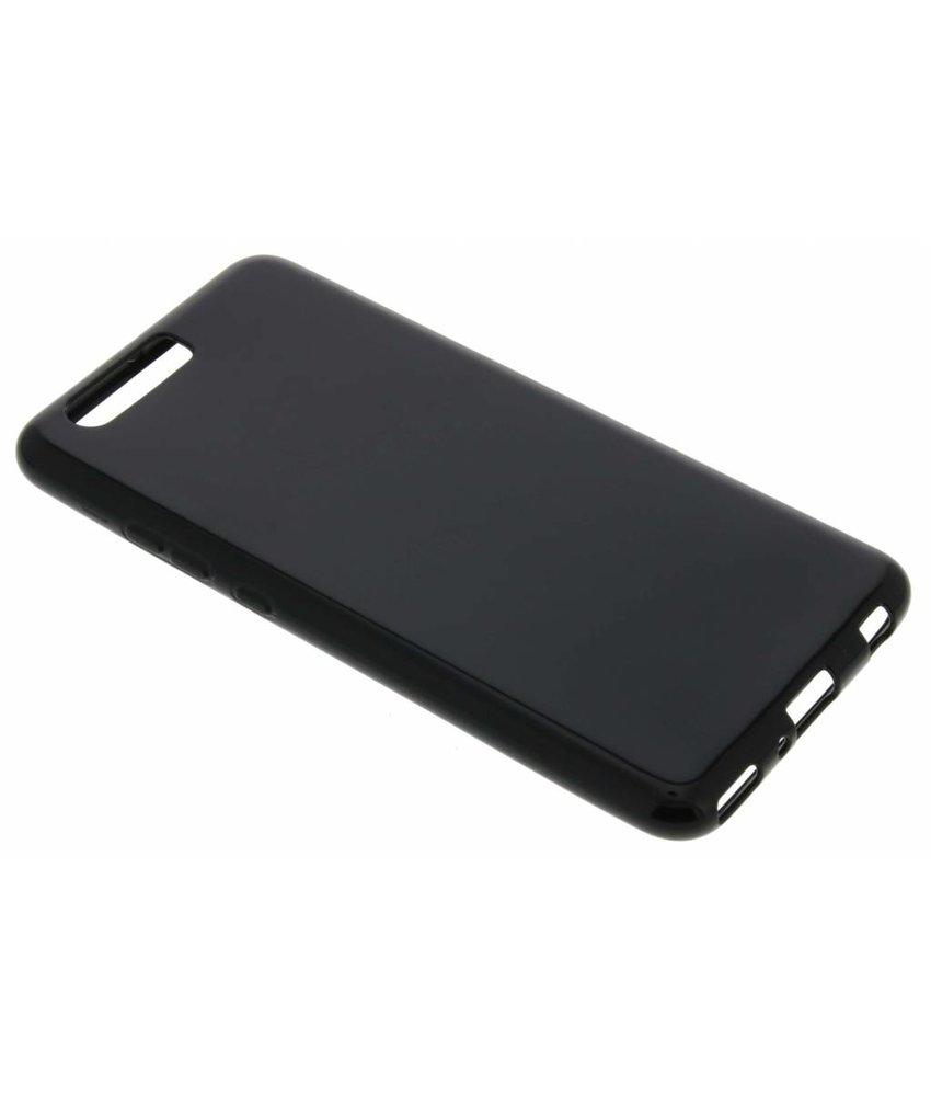 Zwart gel case Huawei P10 Plus