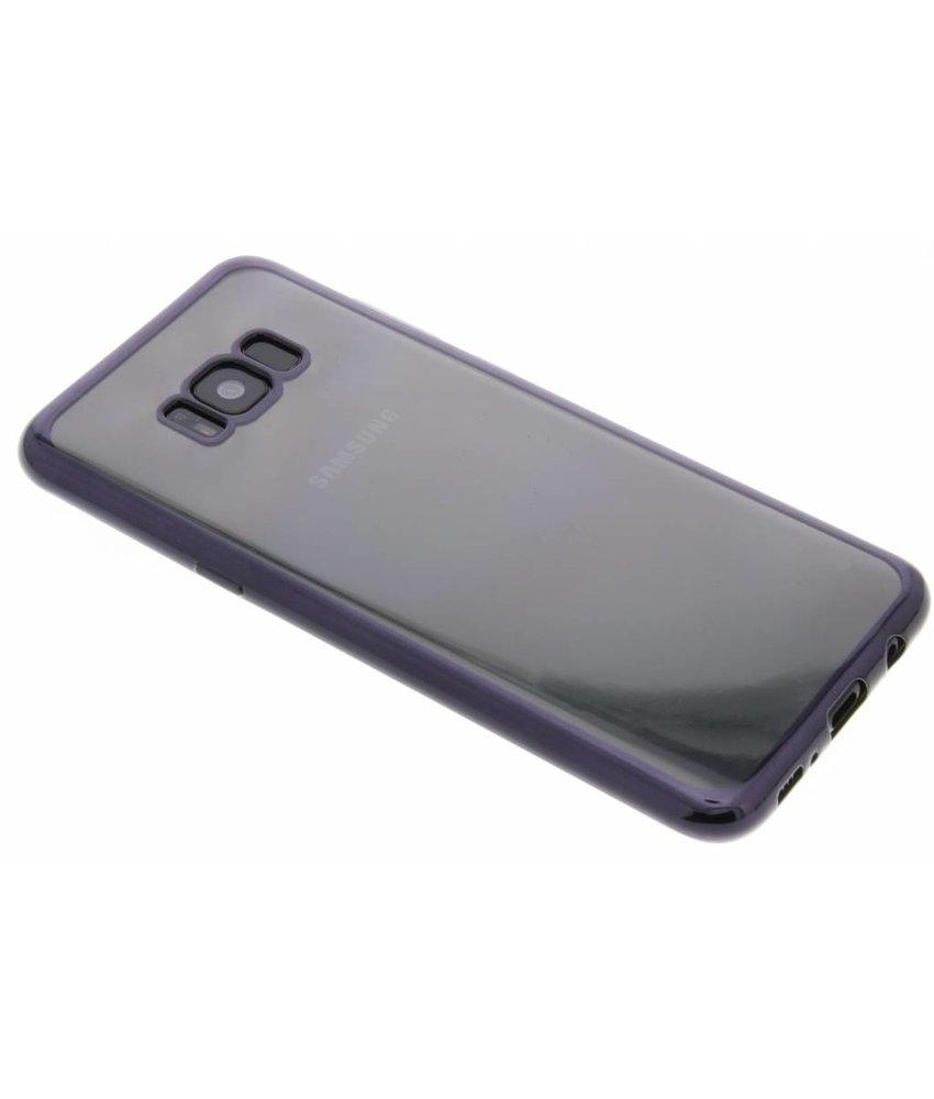 Fonex Zwart Sparkling Soft Case Samsung Galaxy S8 Plus