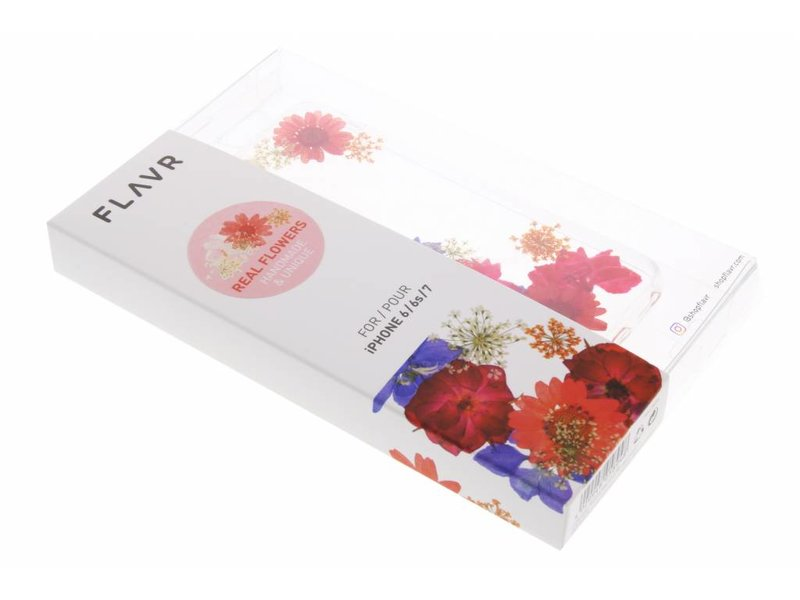 Flavr Real Flower Case voor de iPhone 8 / 7 / 6s / 6