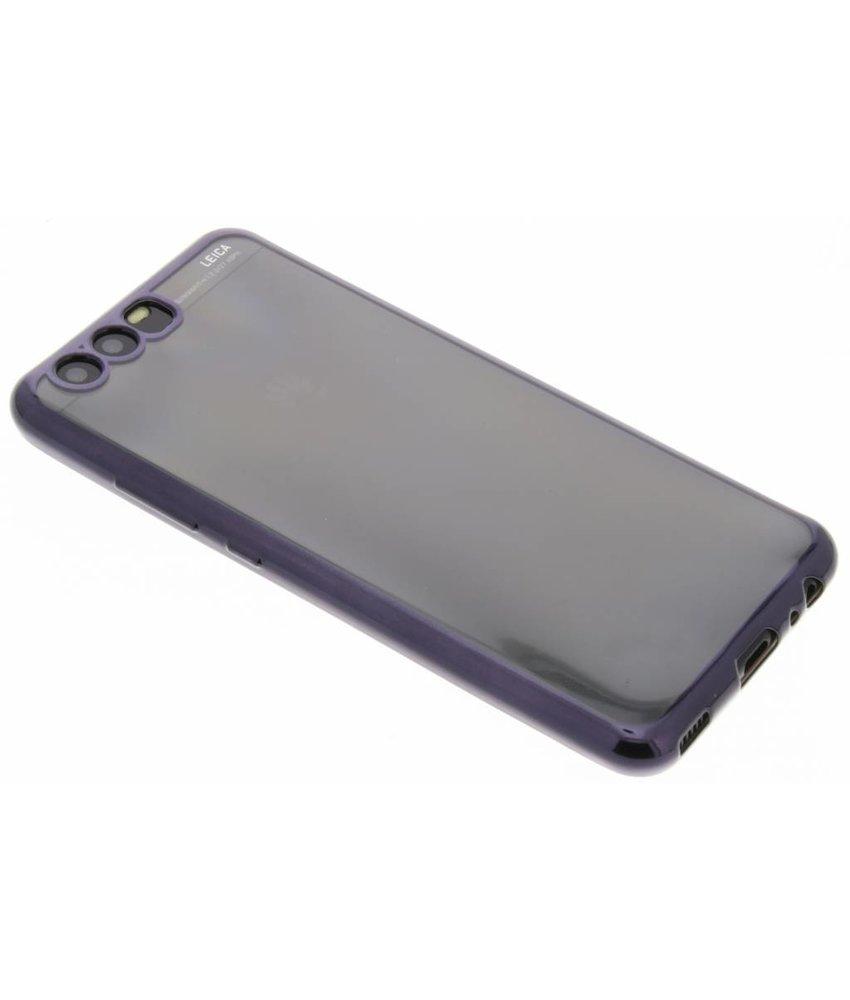 Fonex Zwart Sparkling Soft Case Huawei P10