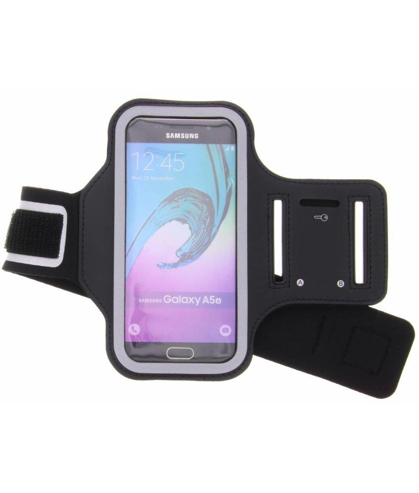 Zwart sportarmband Samsung Galaxy A5 (2016)