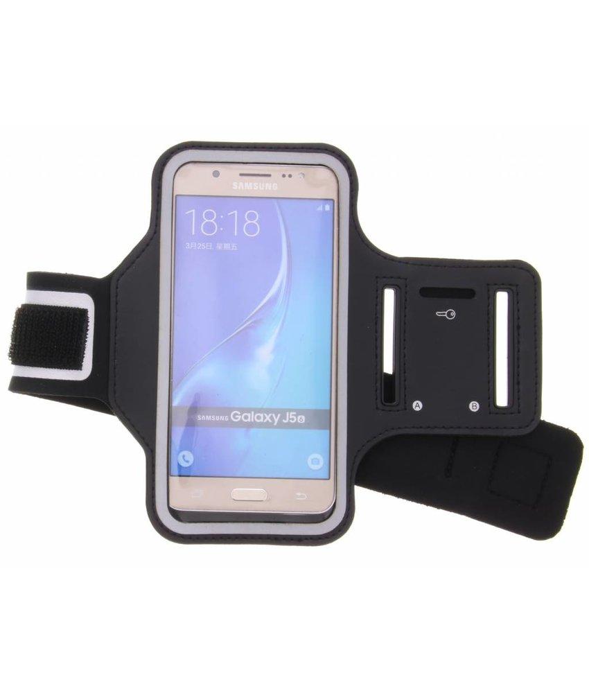 Zwart sportarmband Samsung Galaxy J5 / J5 (2016)