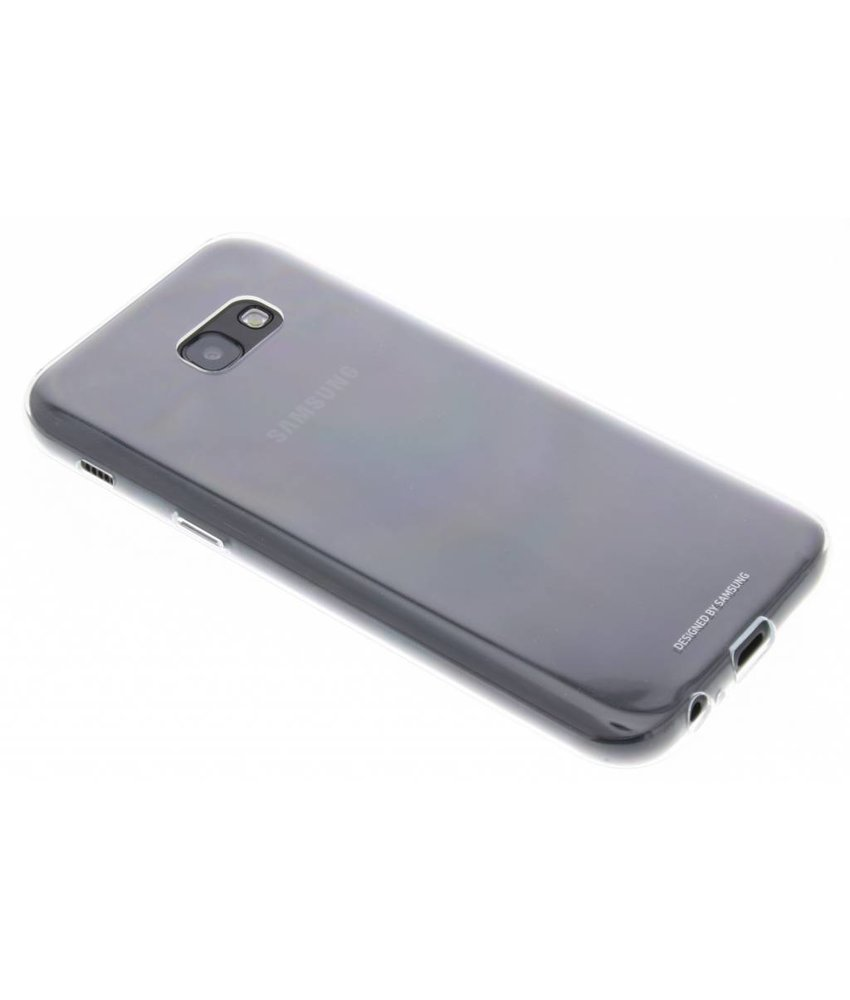 Samsung Transparant Silicone Clear Cover Galaxy A3 (2017)