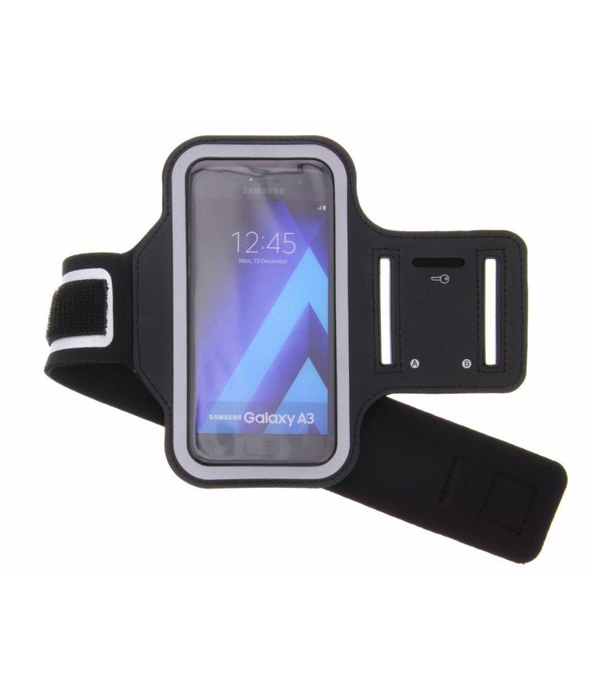 Zwart sportarmband Samsung Galaxy A3 (2017)