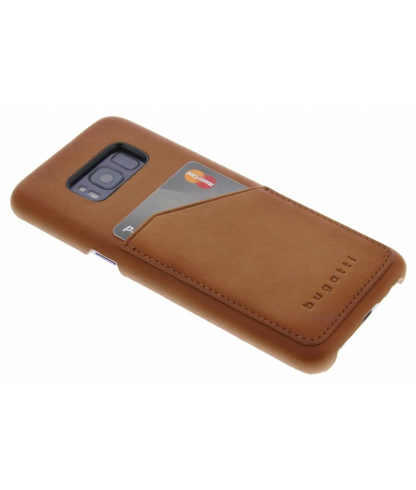 Bugatti Cognac Londra Snap Case Samsung Galaxy S8