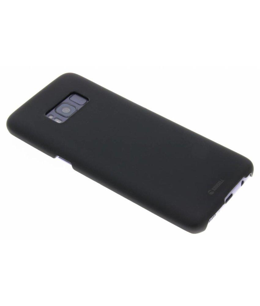 Krusell Zwart Bellö Cover Samsung Galaxy S8
