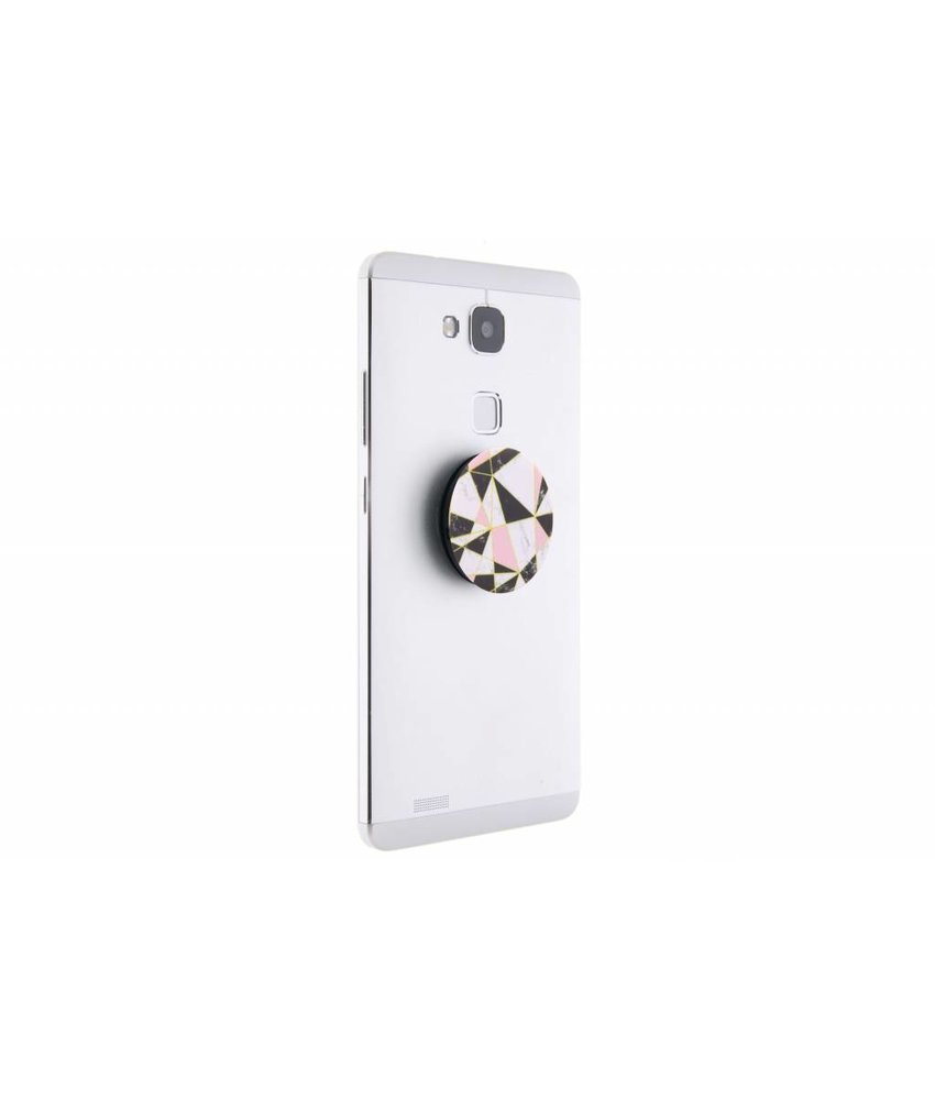 PopSockets Shattered Marble design