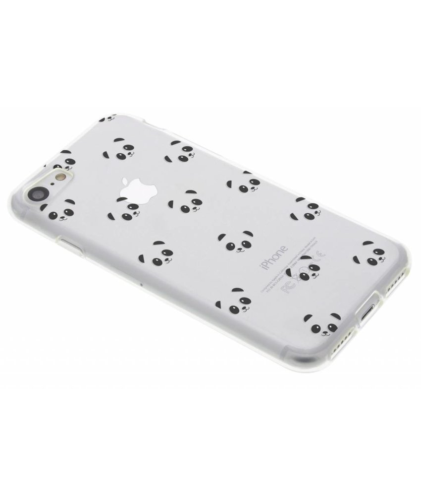 Dieren design TPU hoesje iPhone 7